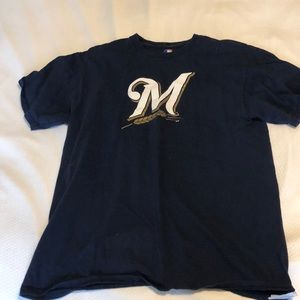 Milwaukee Brewers T Shirt